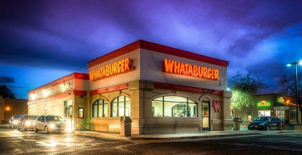 Whataburger Survey